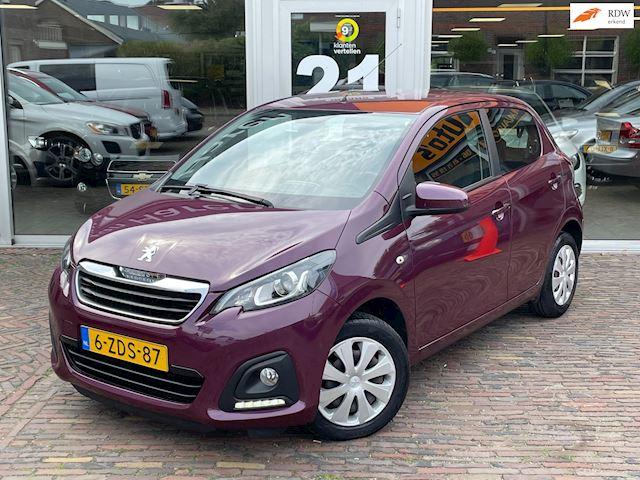 Peugeot 108 1.0 VTi Active | AUTOMAAT | AIRCO | NIEUWSTAAT | 5DRS
