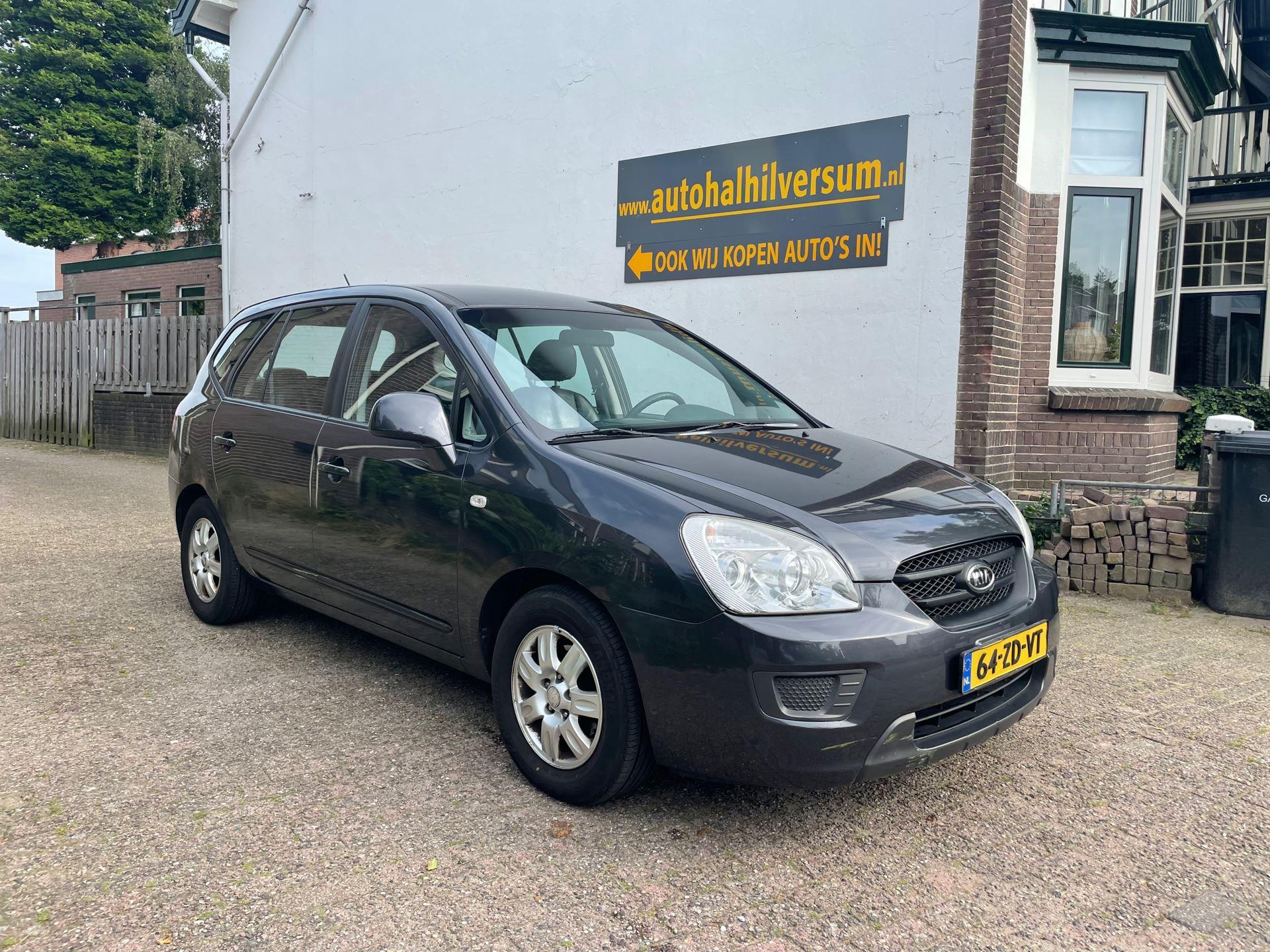 Kia Carens occasion - Autohal Hilversum