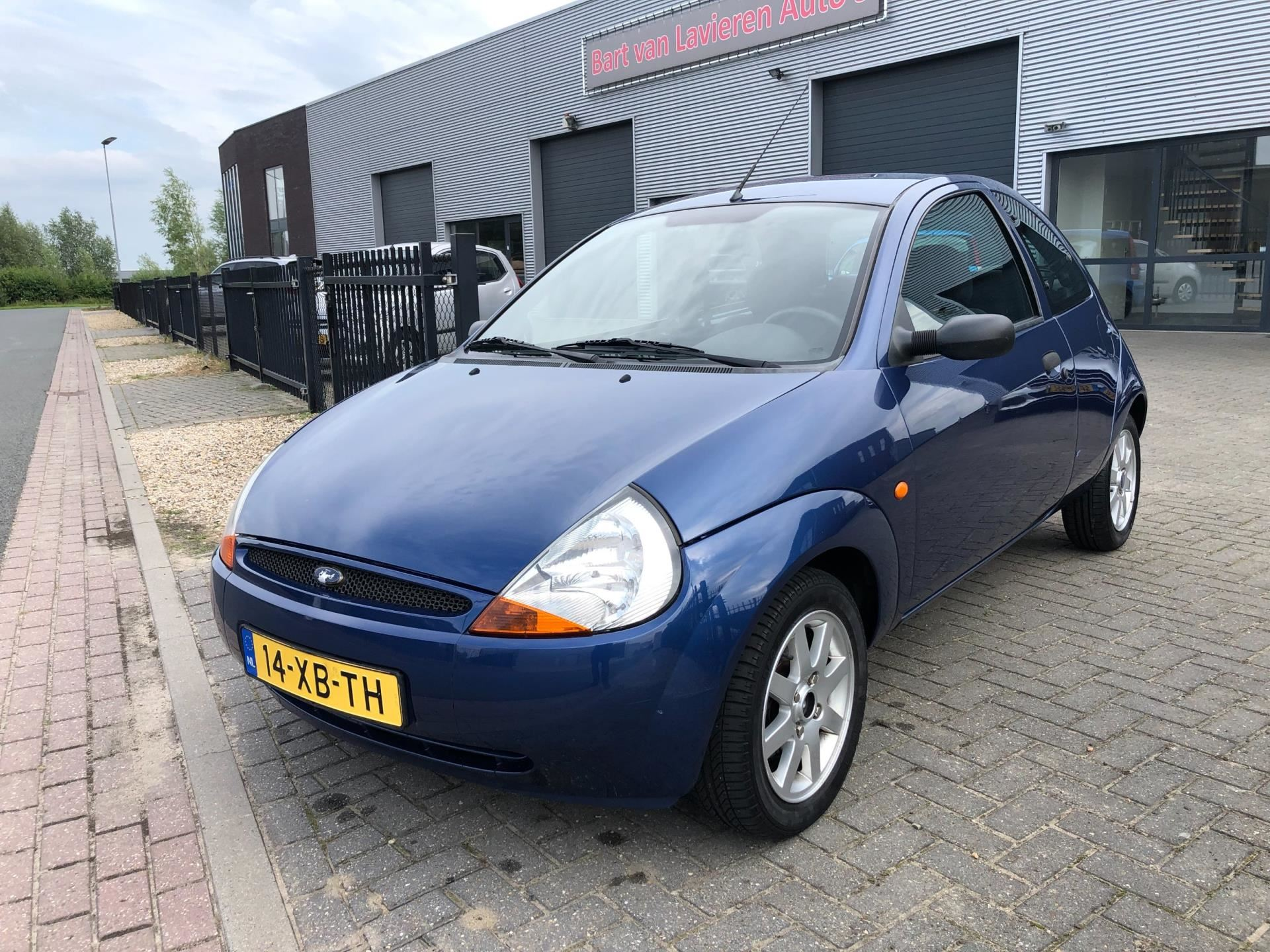 Ford Ka occasion - Bart van Lavieren Auto's