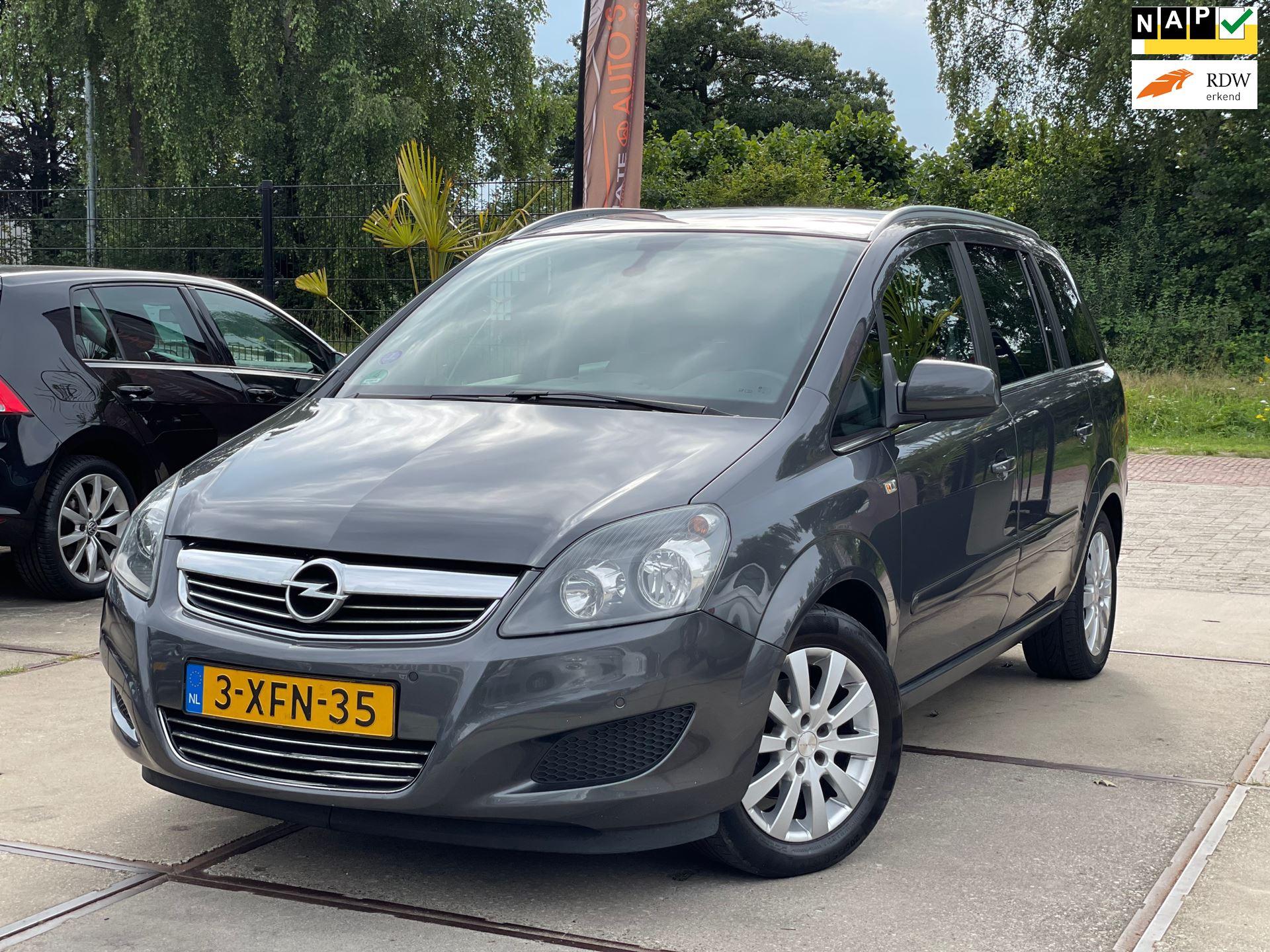 Opel Zafira occasion - Ultimate Auto's B.V.