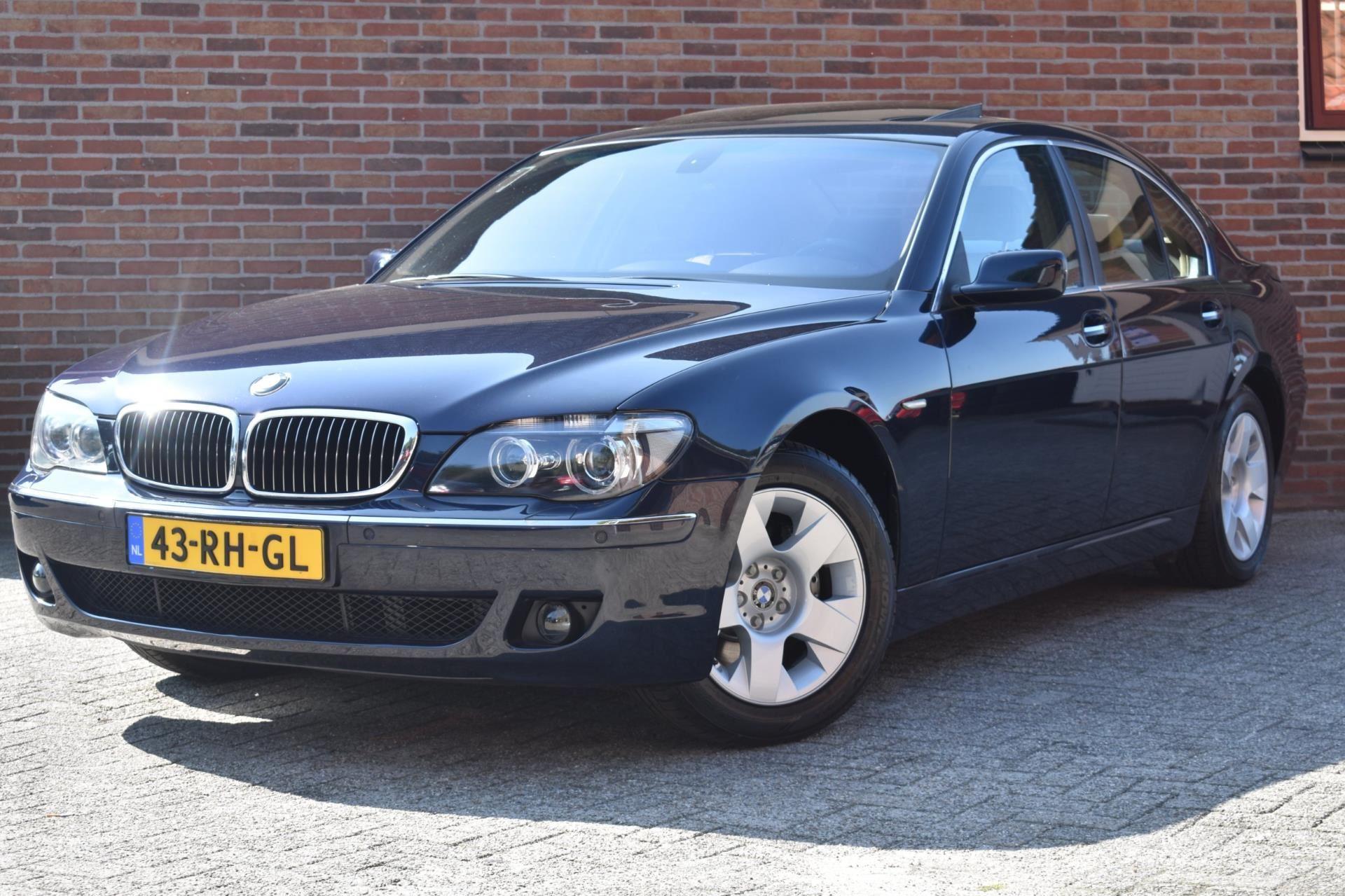 BMW 7-serie occasion - Autobedrijf Prins