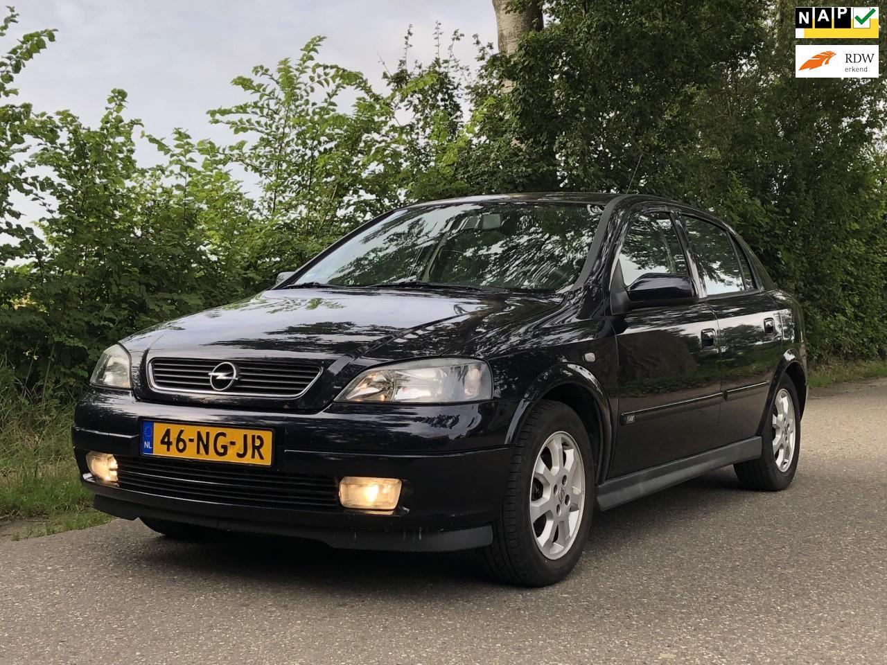 Opel Astra occasion - Autobedrijf Jan Wisse