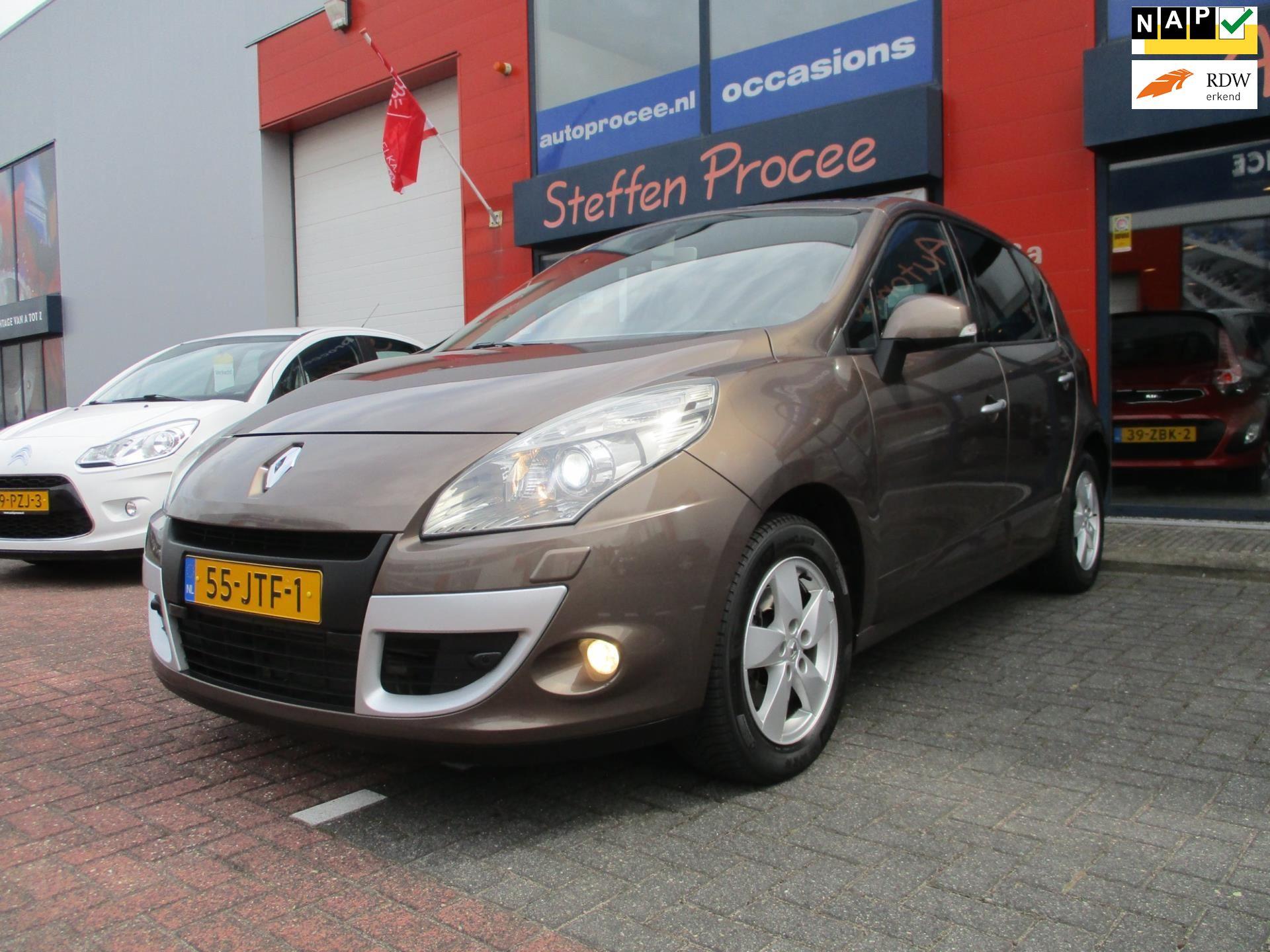 Renault Scénic occasion - Steffen Procee Automobielen