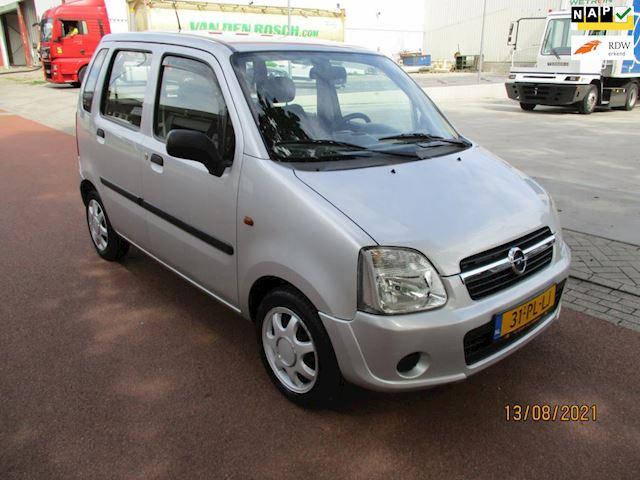 Opel Agila occasion - Autocentrum 2000