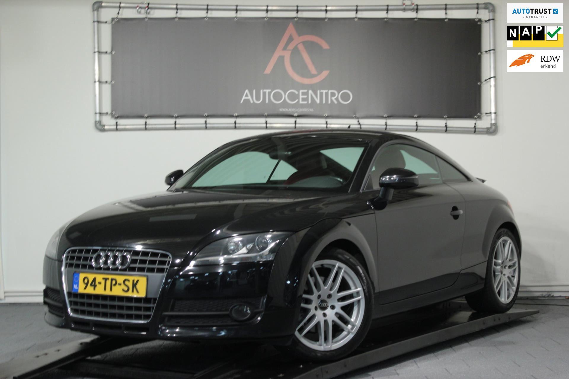 Audi TT occasion - Autocentro