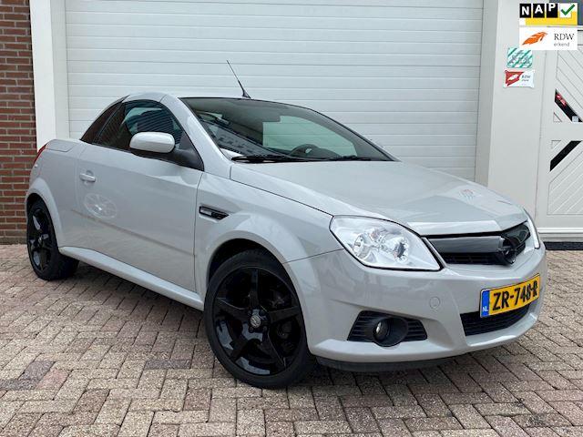 Opel Tigra TwinTop 1.4-16V Linea Nera / Airco / Nardo Grey