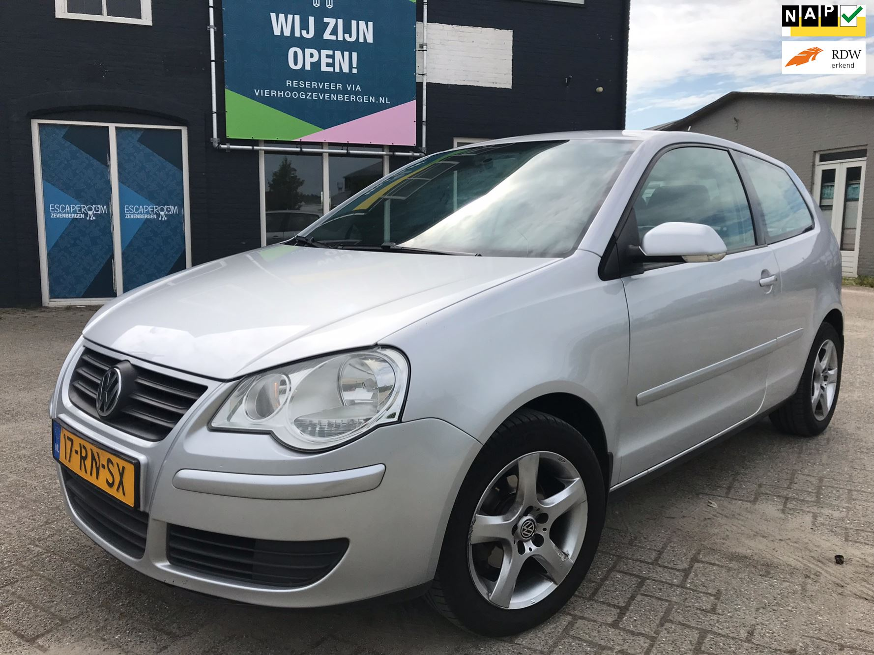 Volkswagen Polo occasion - Limited Car