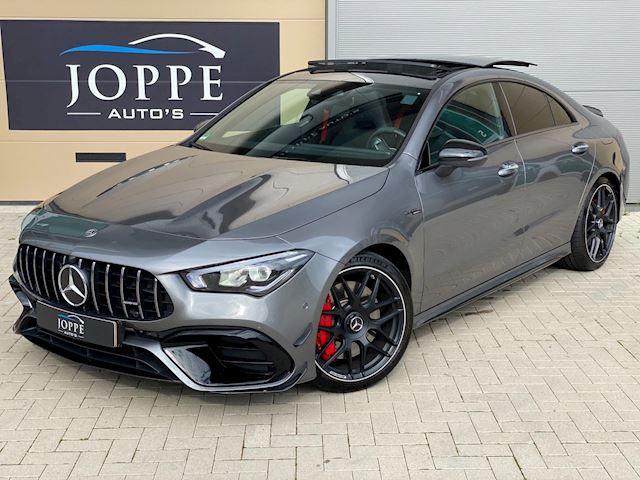 Mercedes-Benz CLA-klasse occasion - Joppe Auto's