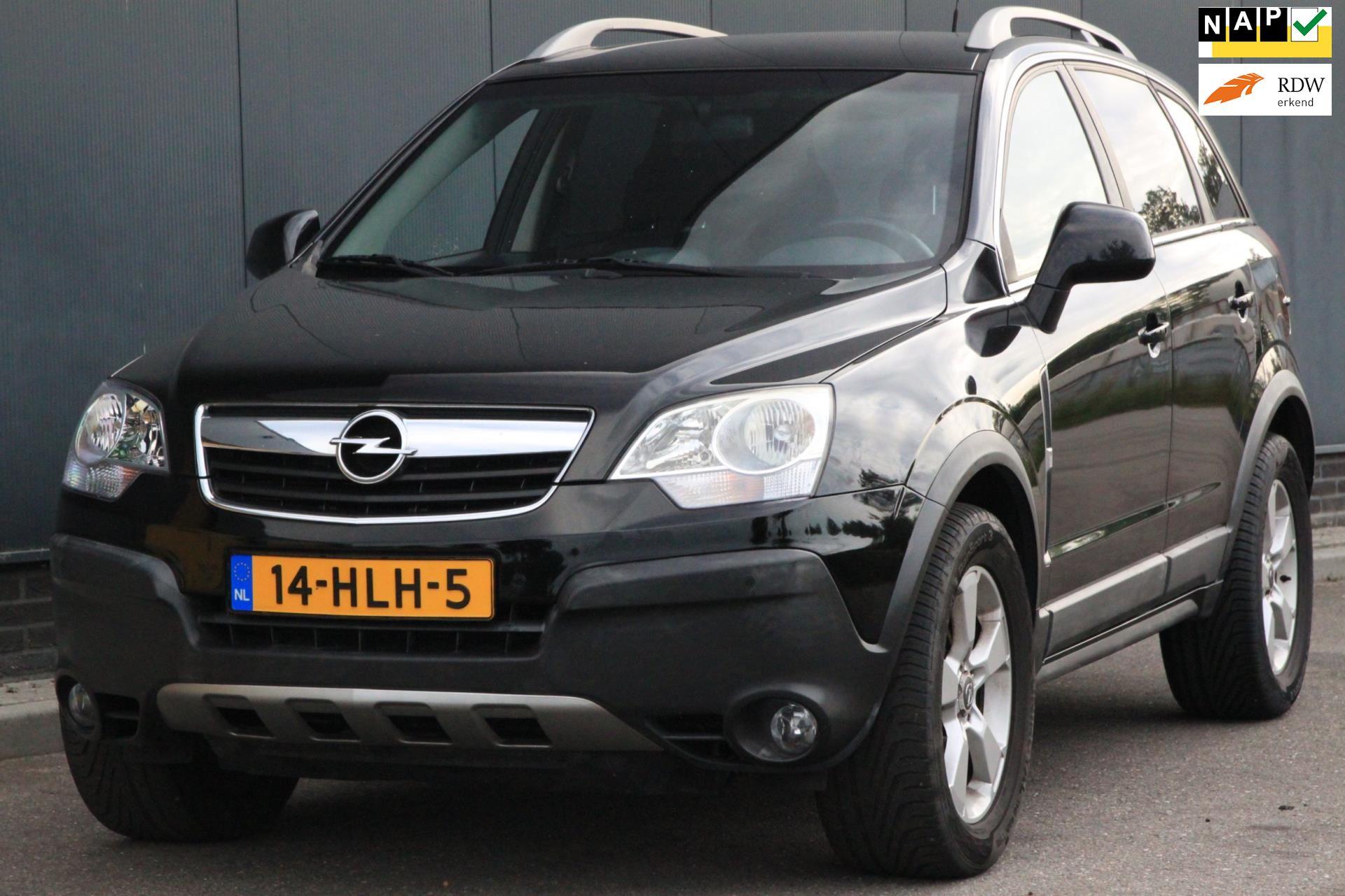 Opel Antara occasion - Auto Hoeve B.V.