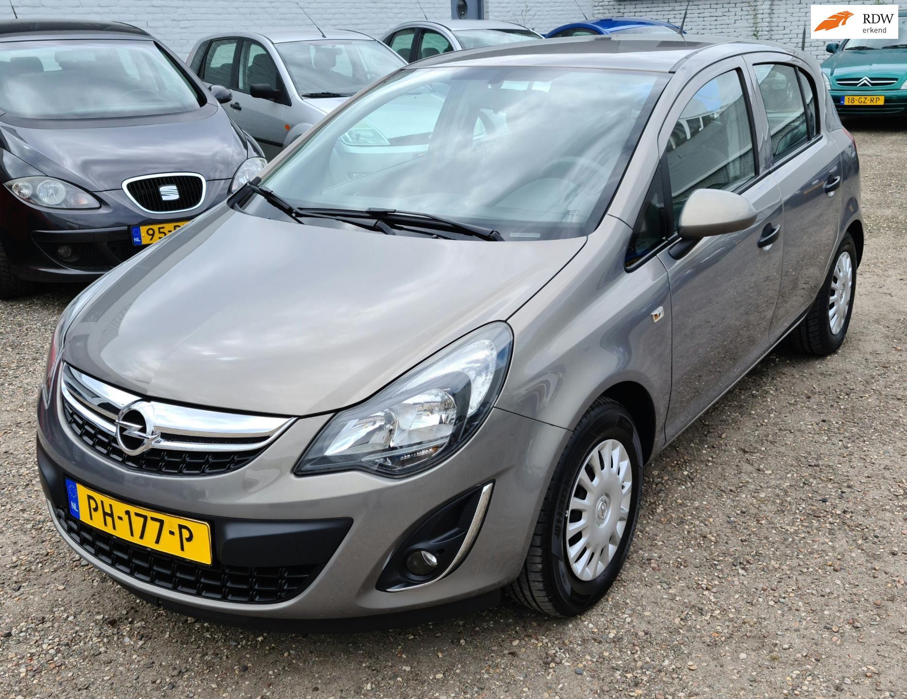 Opel Corsa occasion - DeAuto nl