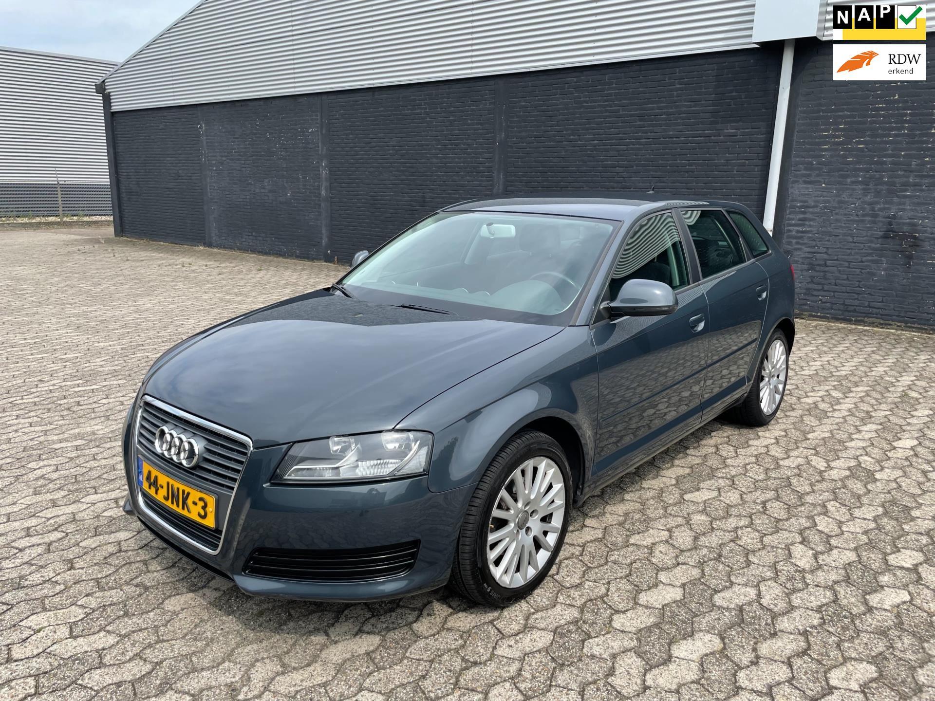 Audi A3 Sportback occasion - City Cars Breda