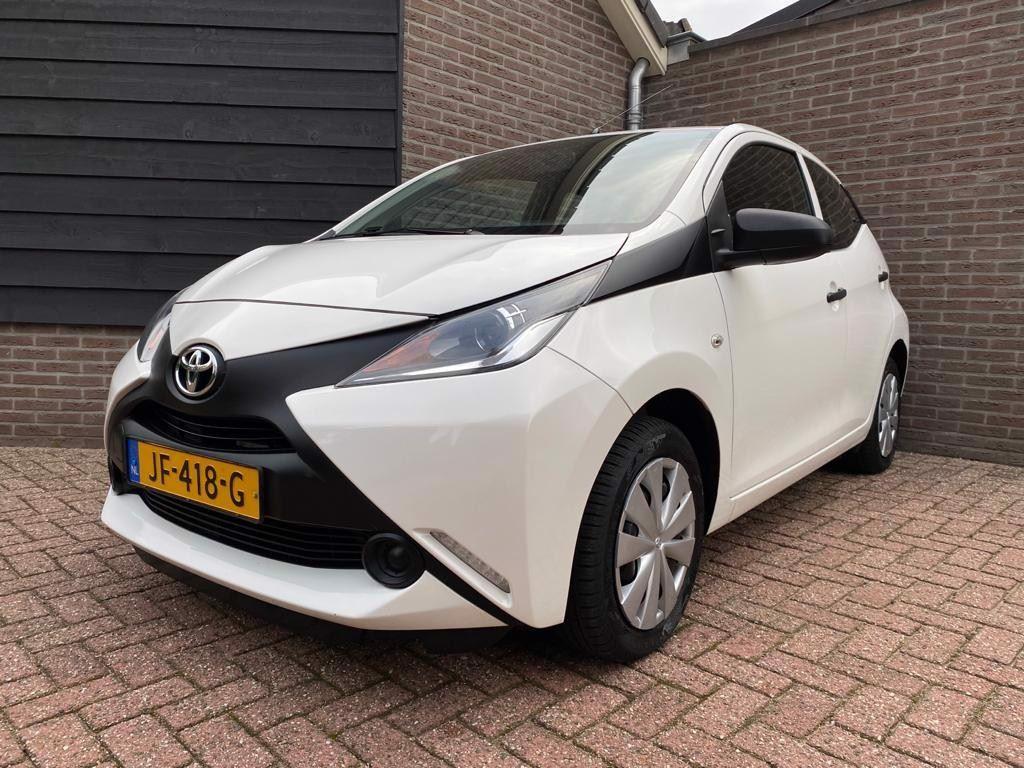 Toyota Aygo occasion - Autobedrijf G. Dorrestijn