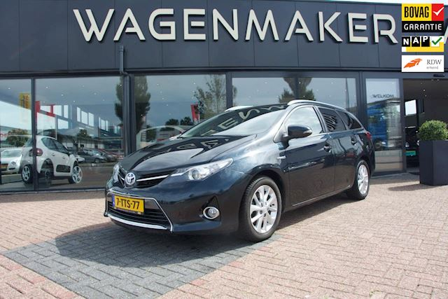 Toyota Auris Touring Sports occasion - Wagenmaker Auto's