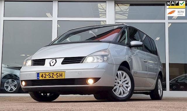 Renault Espace 2.0 T Privilège 7 persoons Trekhaak Xenon Leer