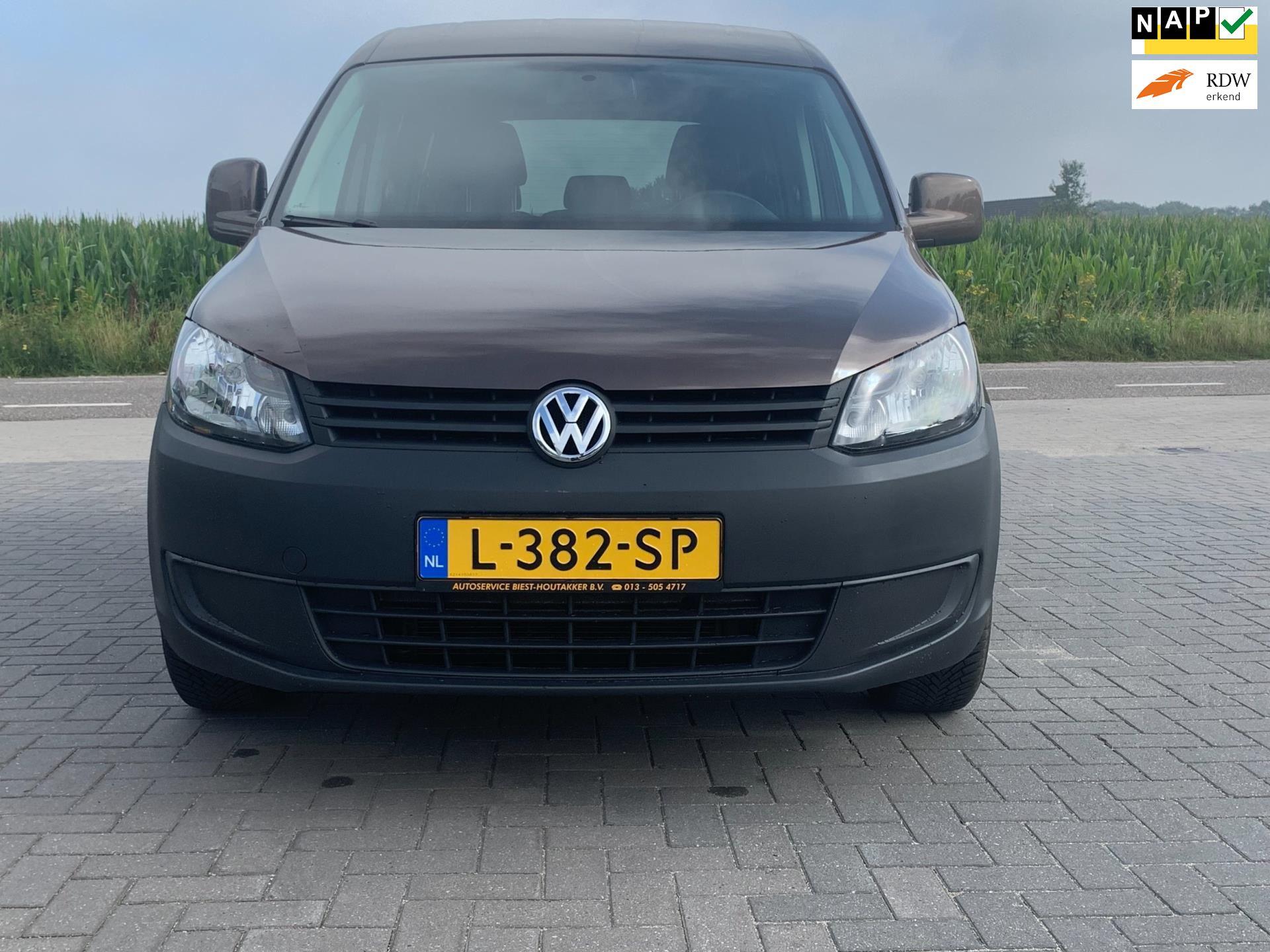 Volkswagen Caddy occasion - Autoservice Biest Houtakker