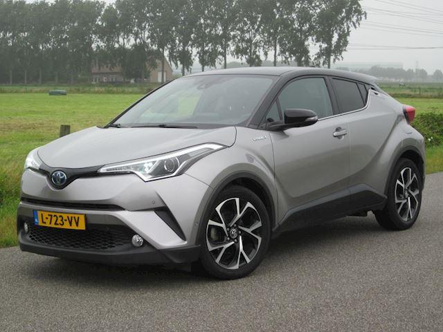 Toyota C-HR 1.8 Hybrid Bi-Tone  Full Option ECC/CAMERA/ADDAP CR Control