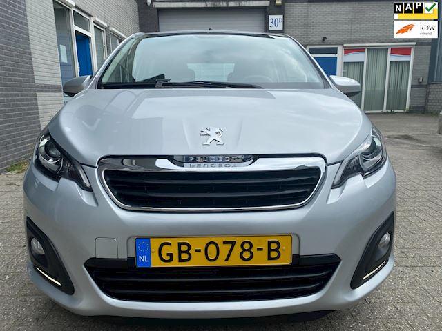 Peugeot 108 1.0 e-VTi  / 5drs / Airco / 2de Eig/ DAB Dealer onderhoud Inruil Mogelijk