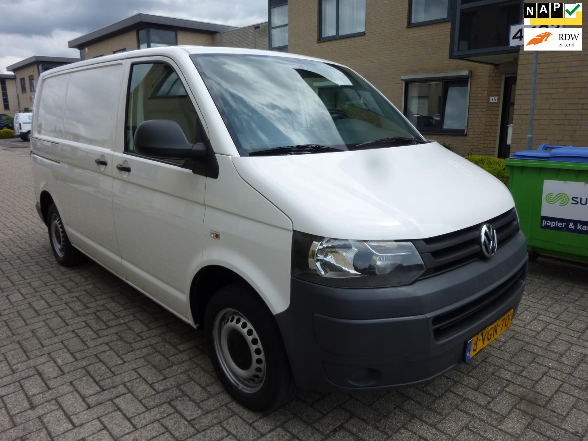 Volkswagen Transporter occasion - Autobedrijf van Gaal