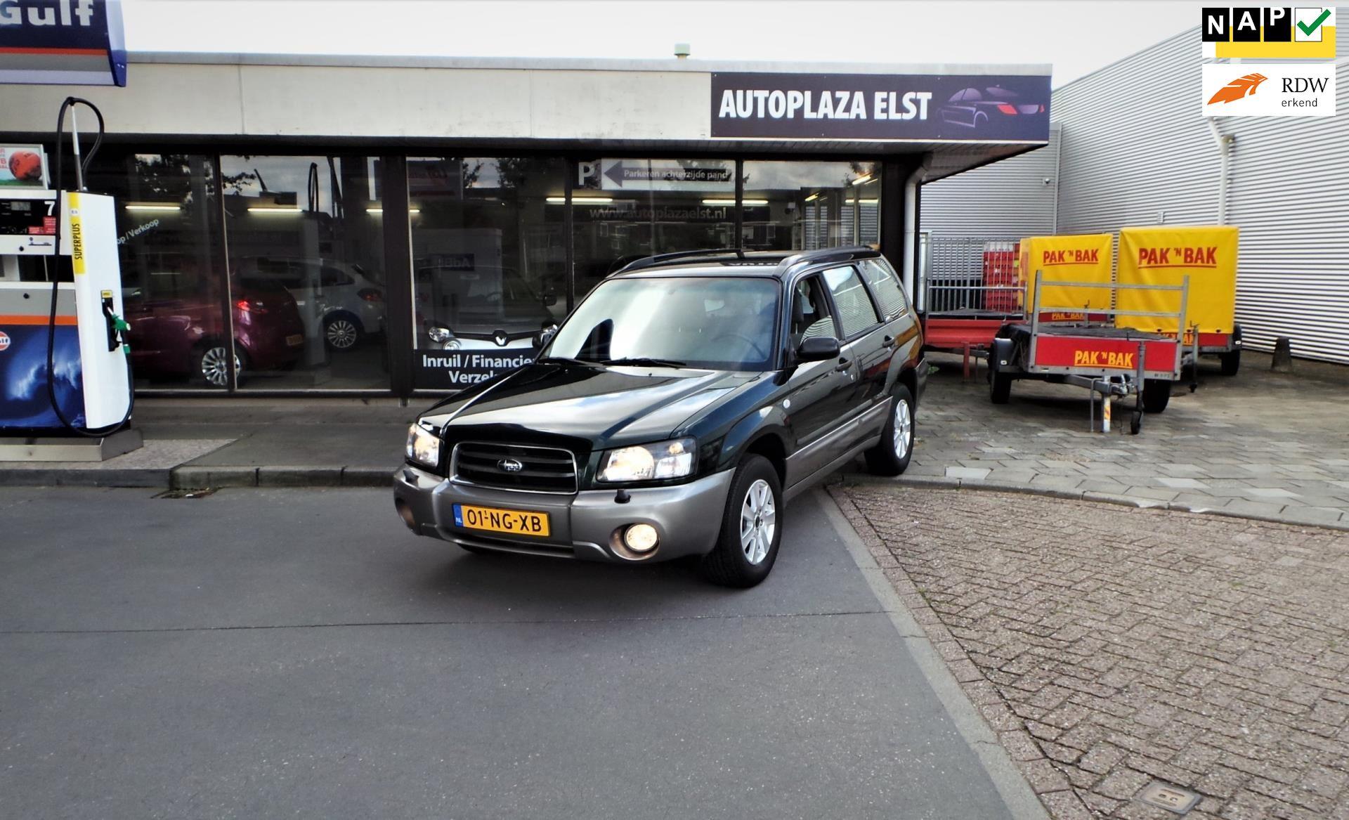 Subaru Forester occasion - Autoplaza Elst