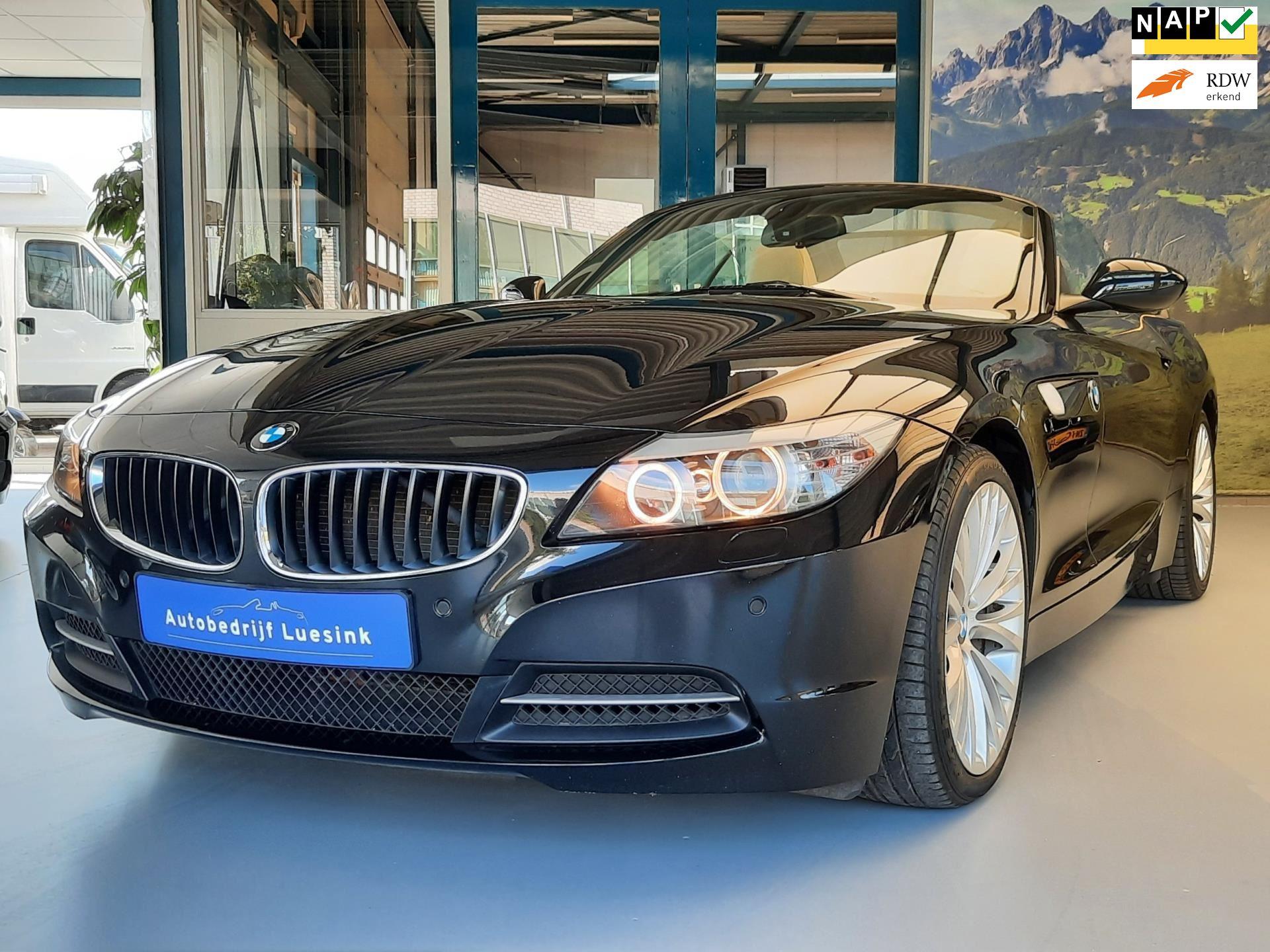 BMW Z4 Roadster occasion - Autobedrijf Luesink