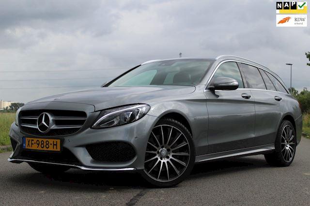 Mercedes-Benz C-klasse Estate 250 CDI 4MATIC Ambition 204 PK ! AMG PAKKET - AUTOMAAT - CAMARA ACHTER - FULL MAP NAVIGATIE !