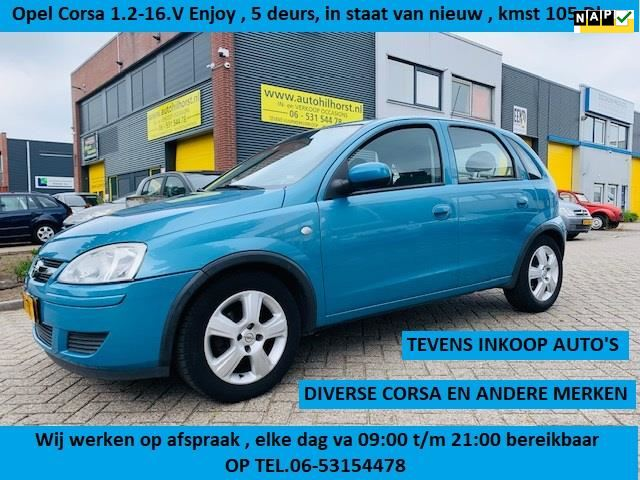 Opel Corsa occasion - Auto Hilhorst