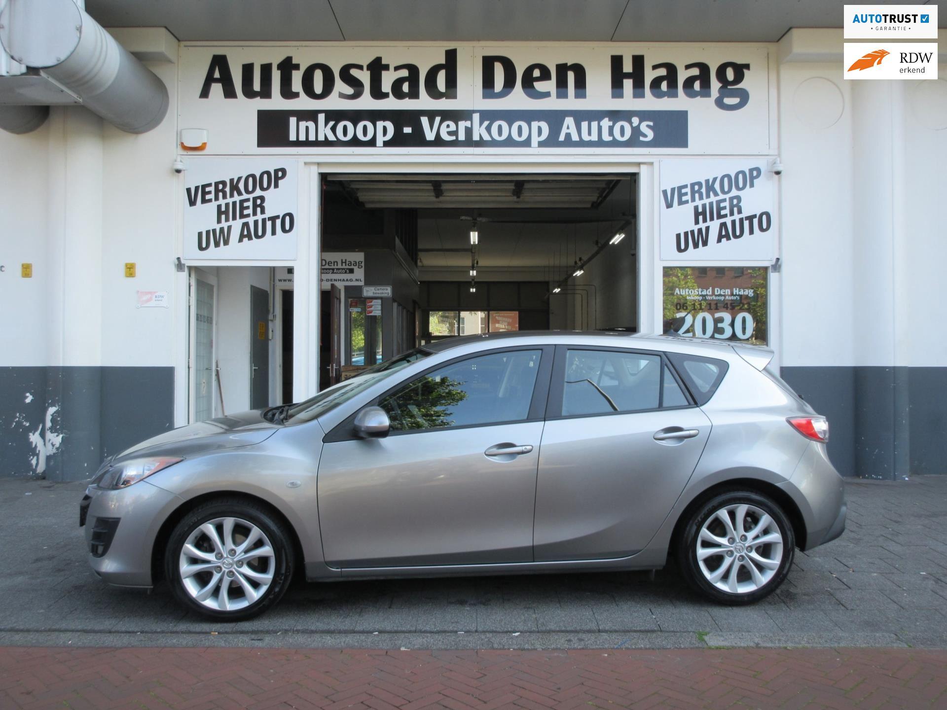 Mazda 3 occasion - Autostad Den Haag