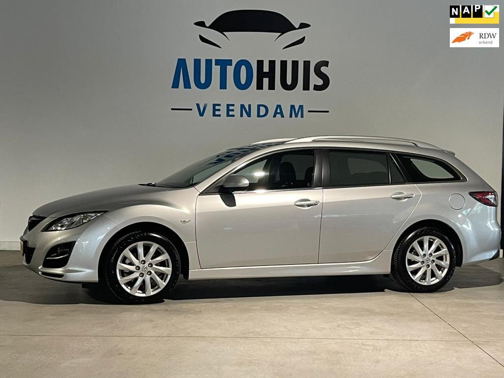 Mazda 6 Sportbreak occasion - Autohuis Veendam