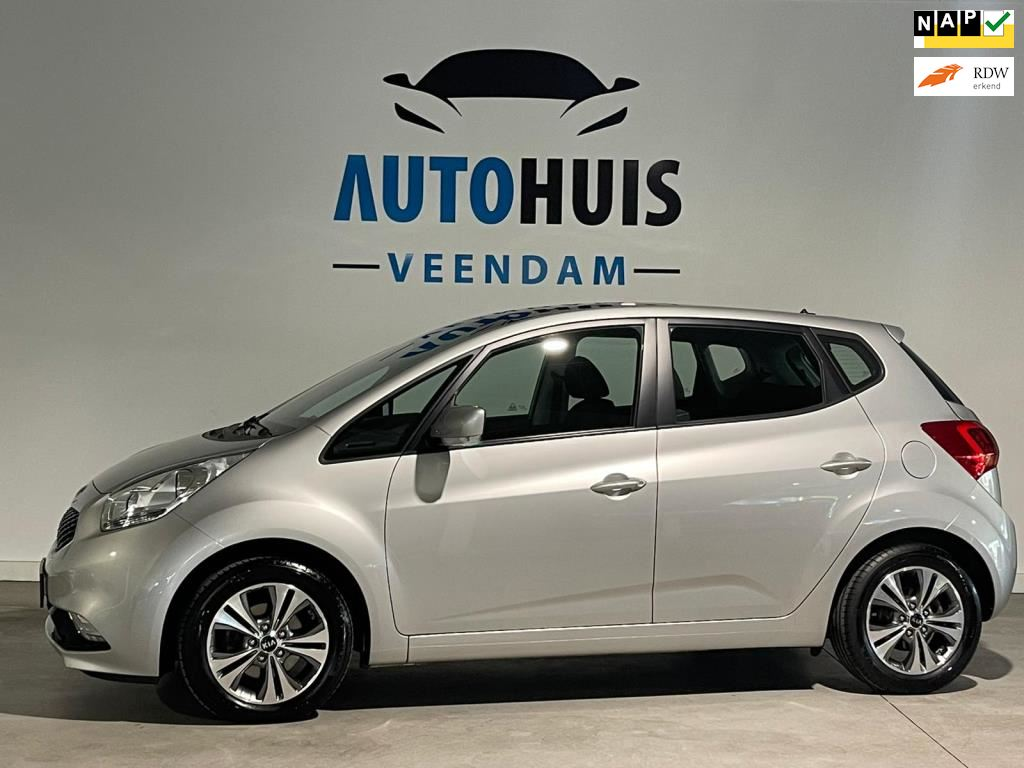 Kia Venga occasion - Autohuis Veendam
