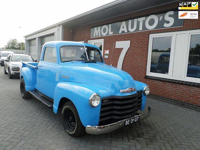 Chevrolet 3100 Pick up Apache  , SPLIT WINDOW , Shortbed , Bj 1952
