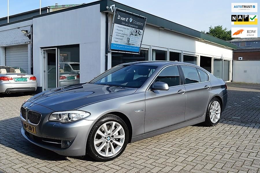 BMW 5-serie occasion - D van E BMW Occasions