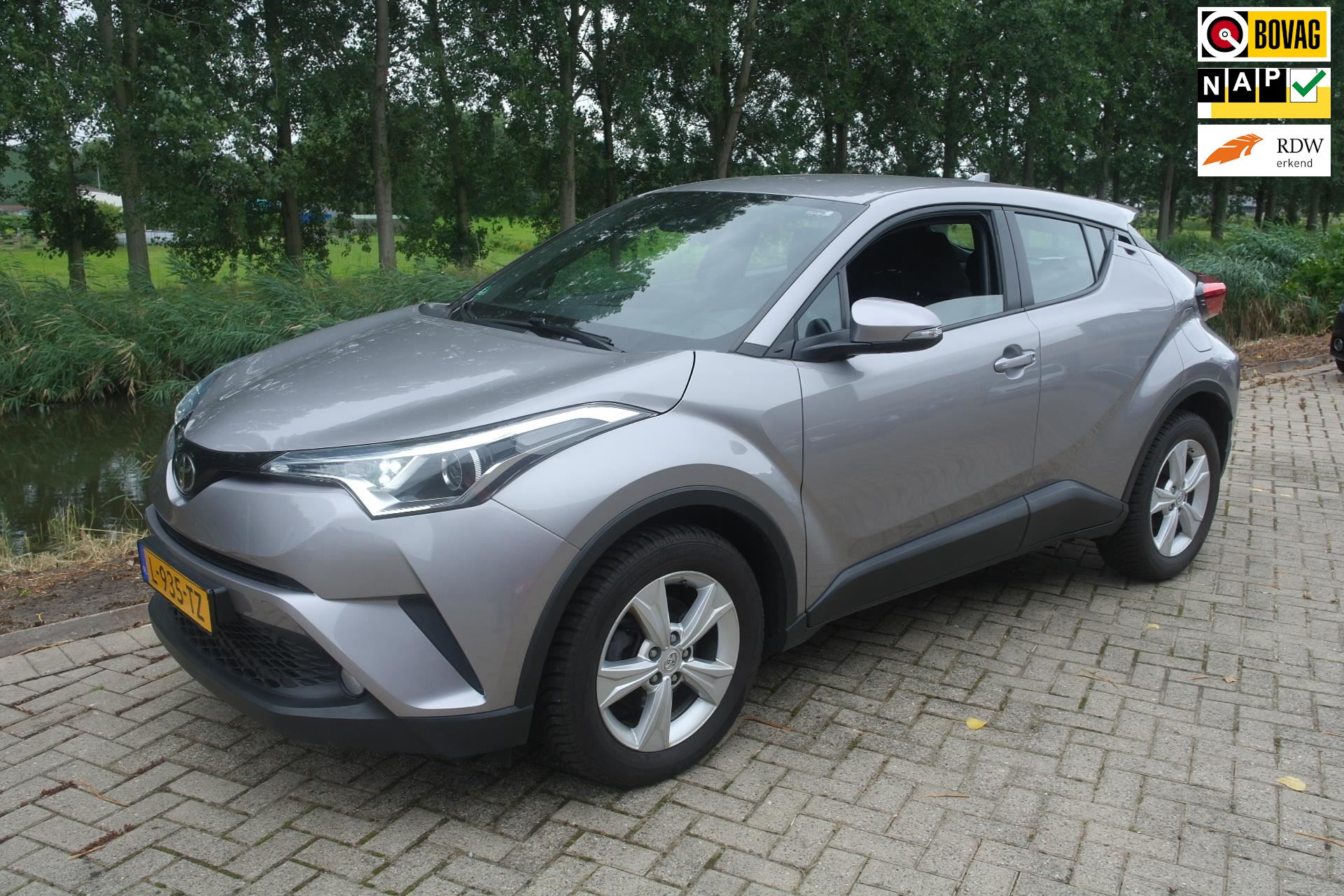 Toyota C-HR occasion - Wolters Autohandel
