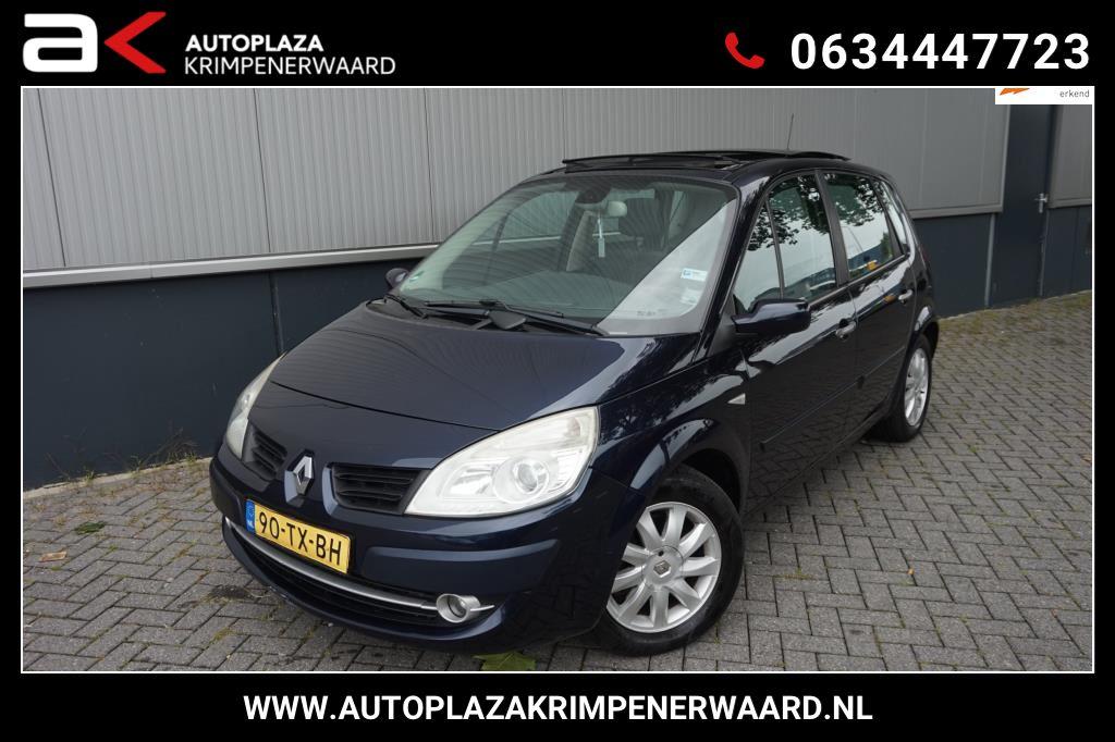 Renault Scénic occasion - Autoplaza Krimpenerwaard