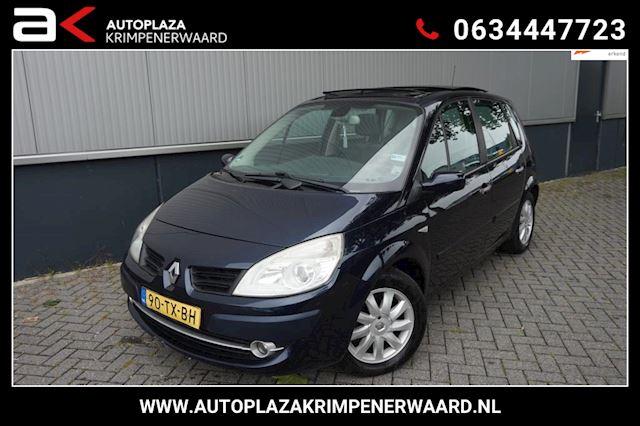 Renault Scénic 1.9 dCi Tech Line Automaat/Navi/Panoramadak/Cruise/Airco/Nieuw Apk