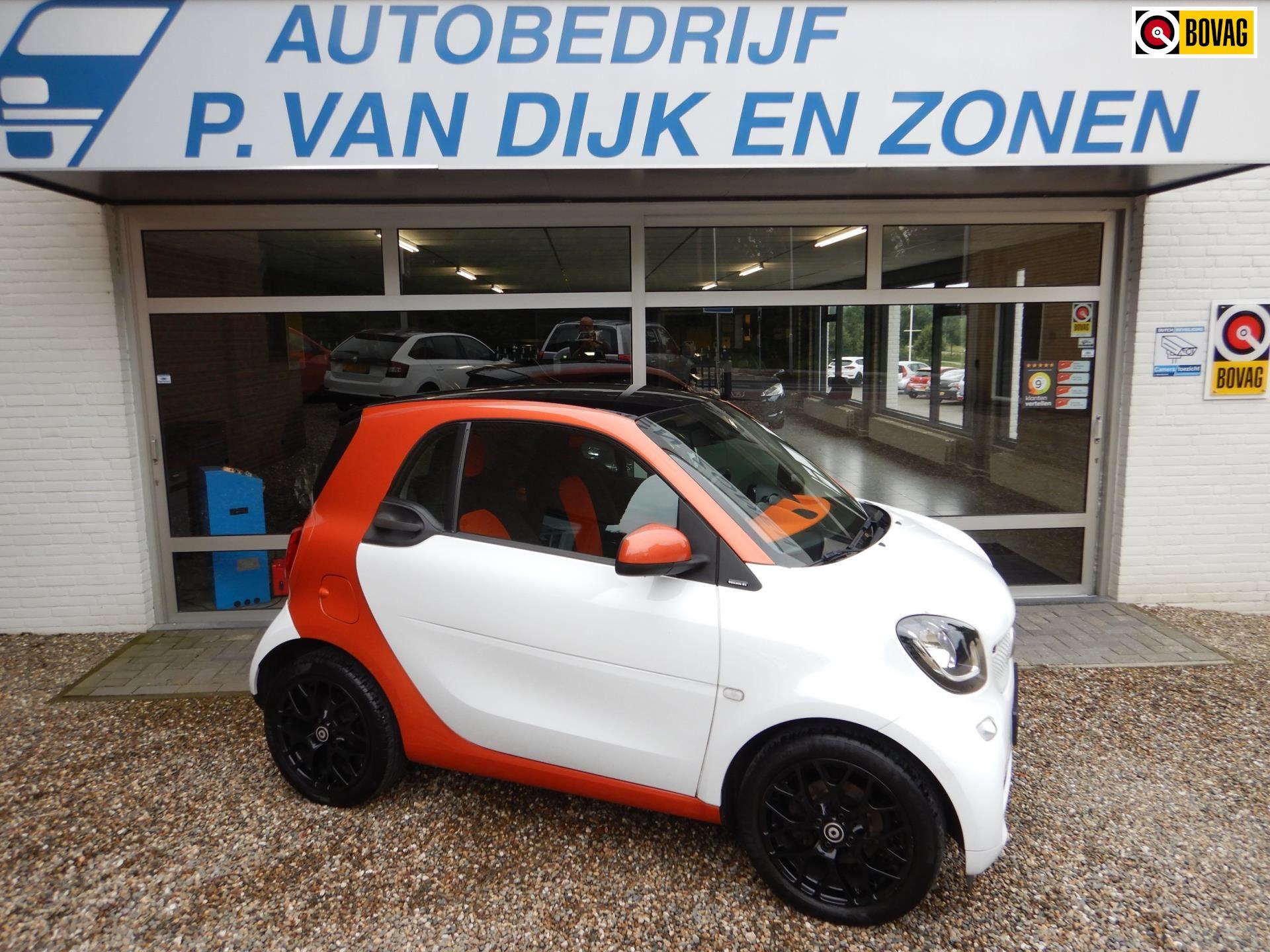 Smart Fortwo occasion - Autobedrijf P. van Dijk en Zonen