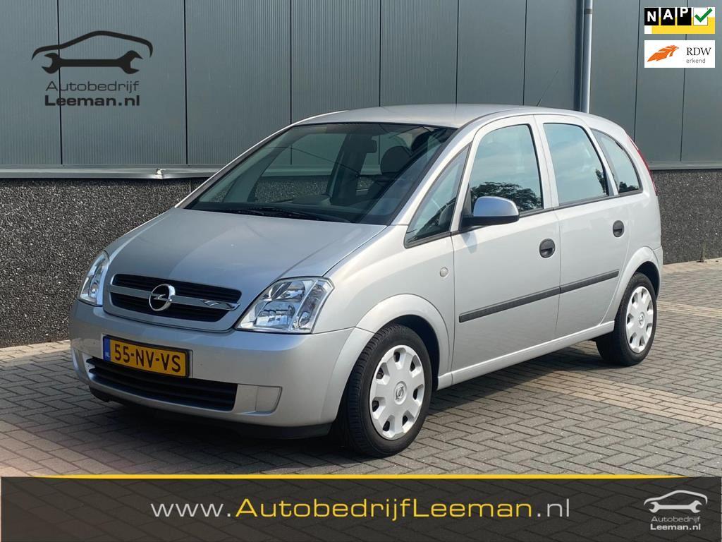 Opel Meriva occasion - Autobedrijf L. Leeman