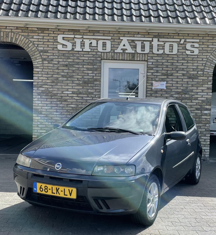 Fiat Punto occasion - Siro Auto's
