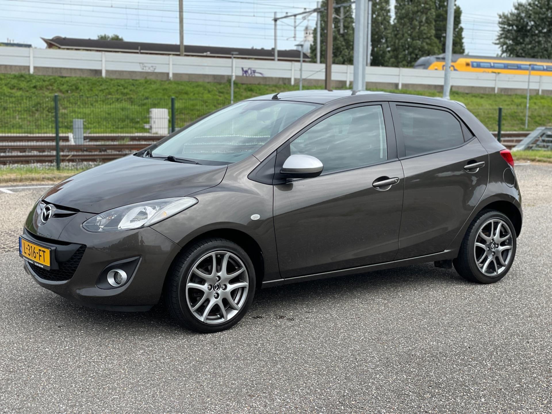 Mazda 2 occasion - Brilliant Auto