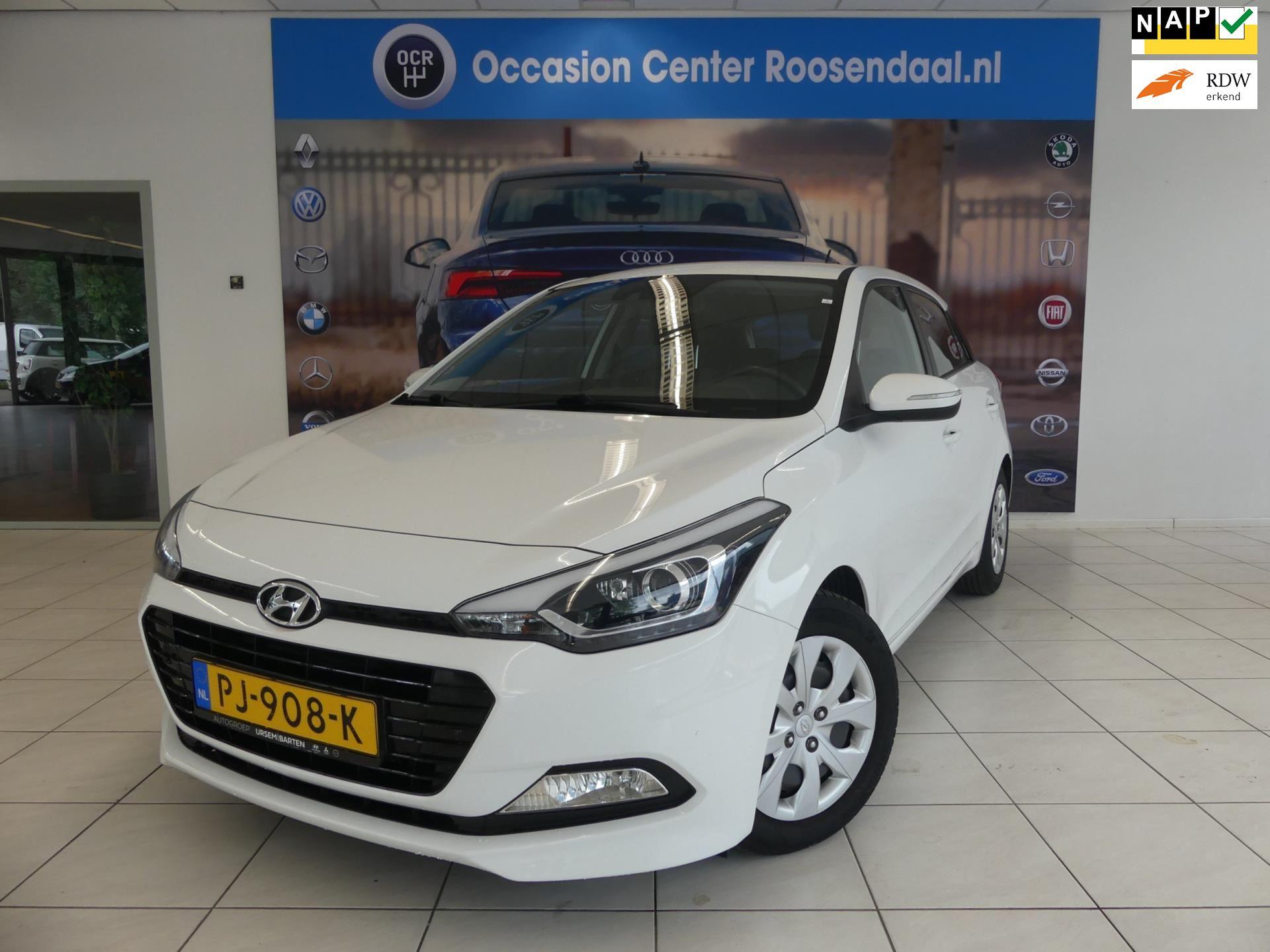 Hyundai I20 occasion - Occasion Center Roosendaal
