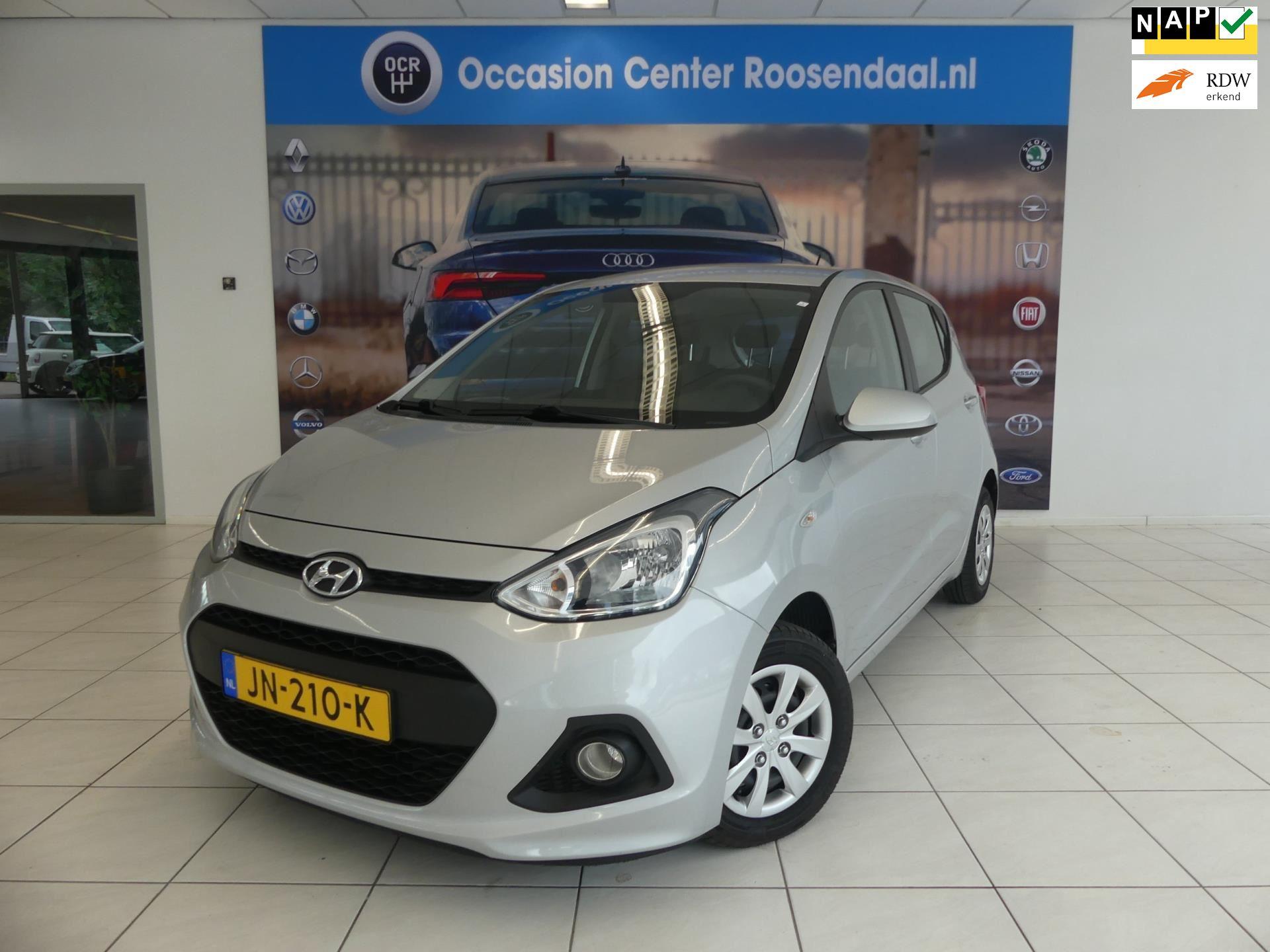 Hyundai I10 occasion - Occasion Center Roosendaal