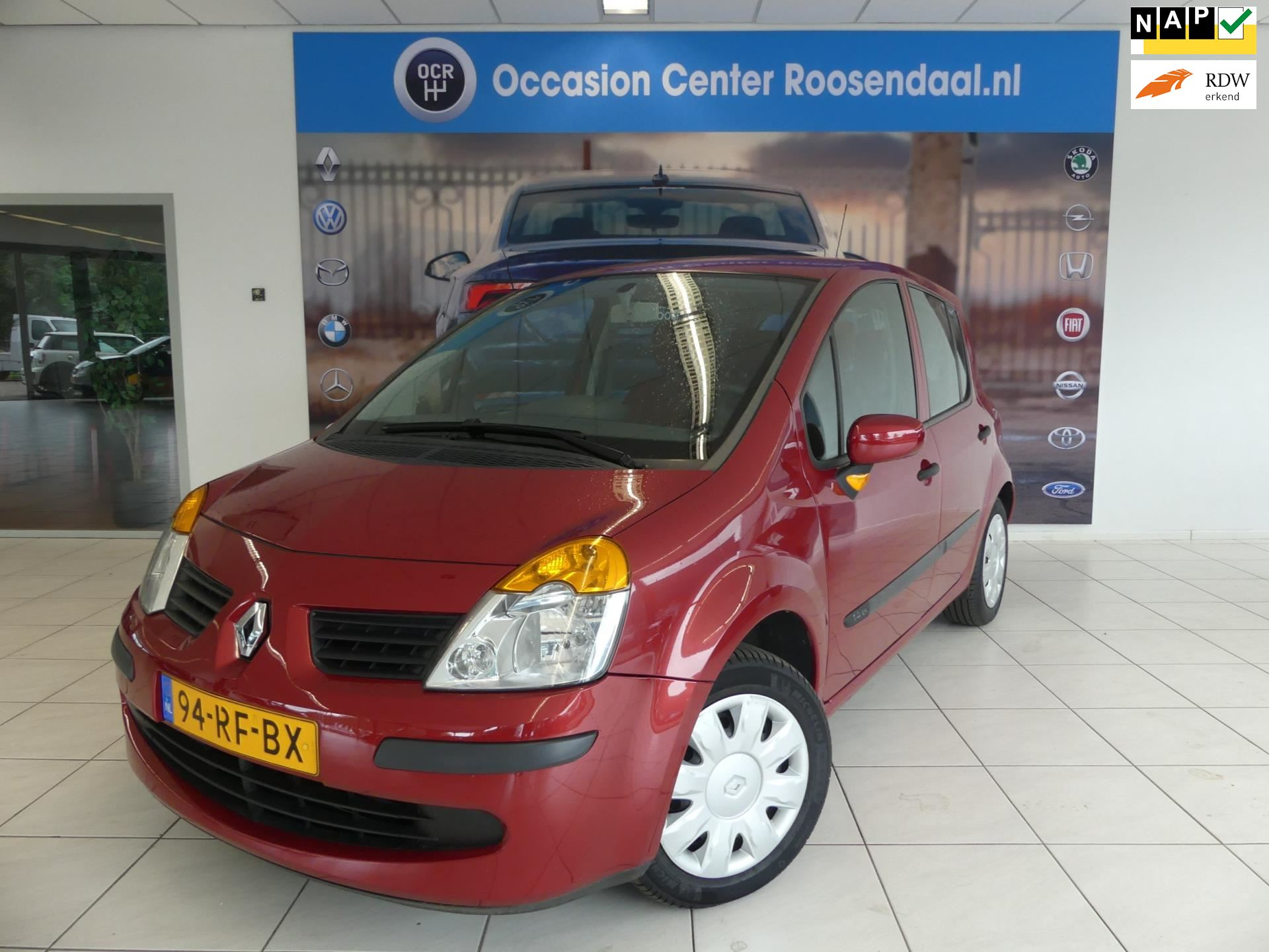 Renault Modus occasion - Occasion Center Roosendaal