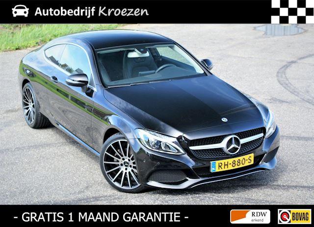 Mercedes-Benz C-klasse Coupé 220 d Business * Org NL auto * Dealer onderhouden * Van 1e eigenaar *