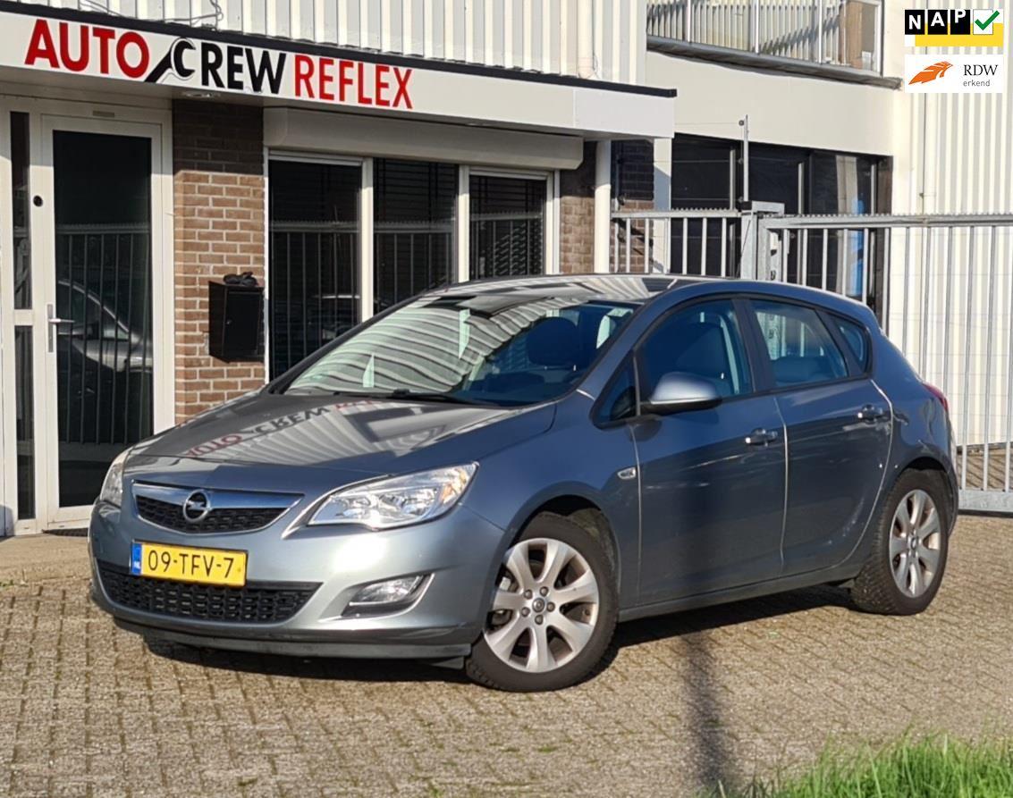 Opel Astra occasion - Garage REFLEX