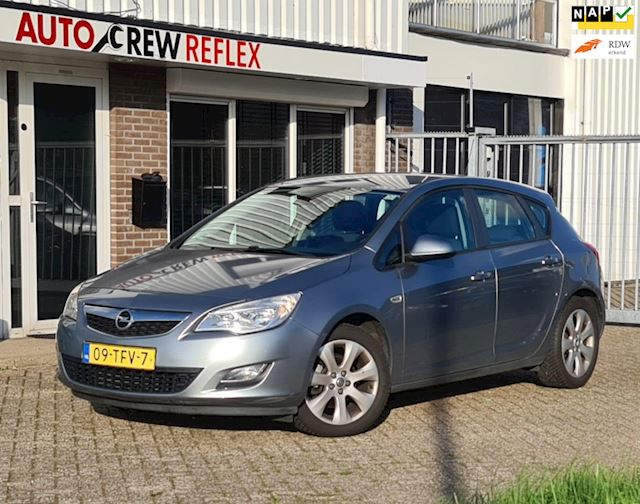 Opel Astra 1.4 Turbo Edition AFN. TREKHAAK/AIRCO/CRUISE