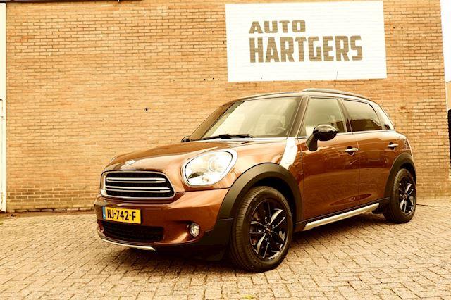 Mini Mini Countryman occasion - Auto Hartgers