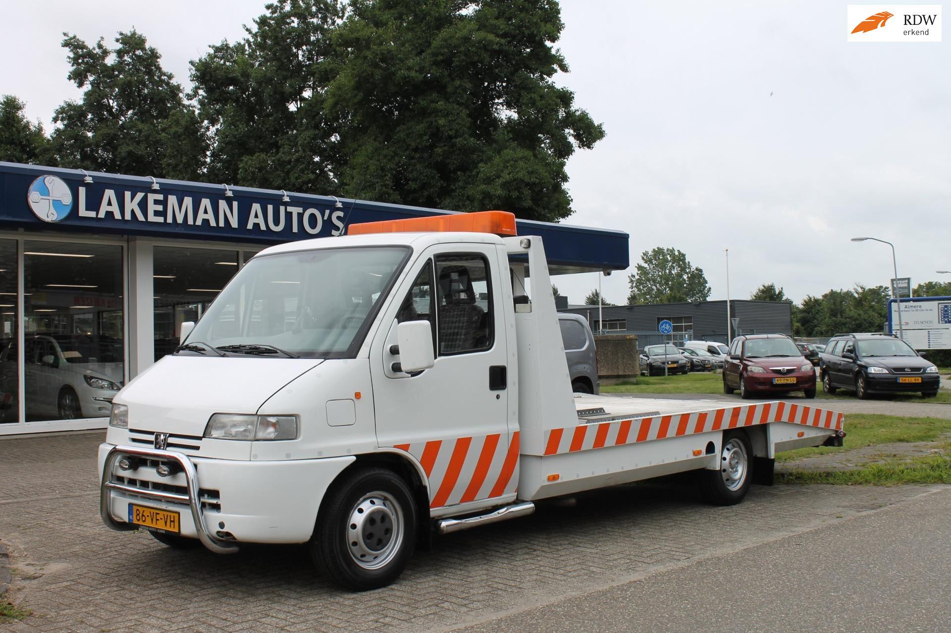 Peugeot Boxer occasion - Lakeman auto's Almere B.V.