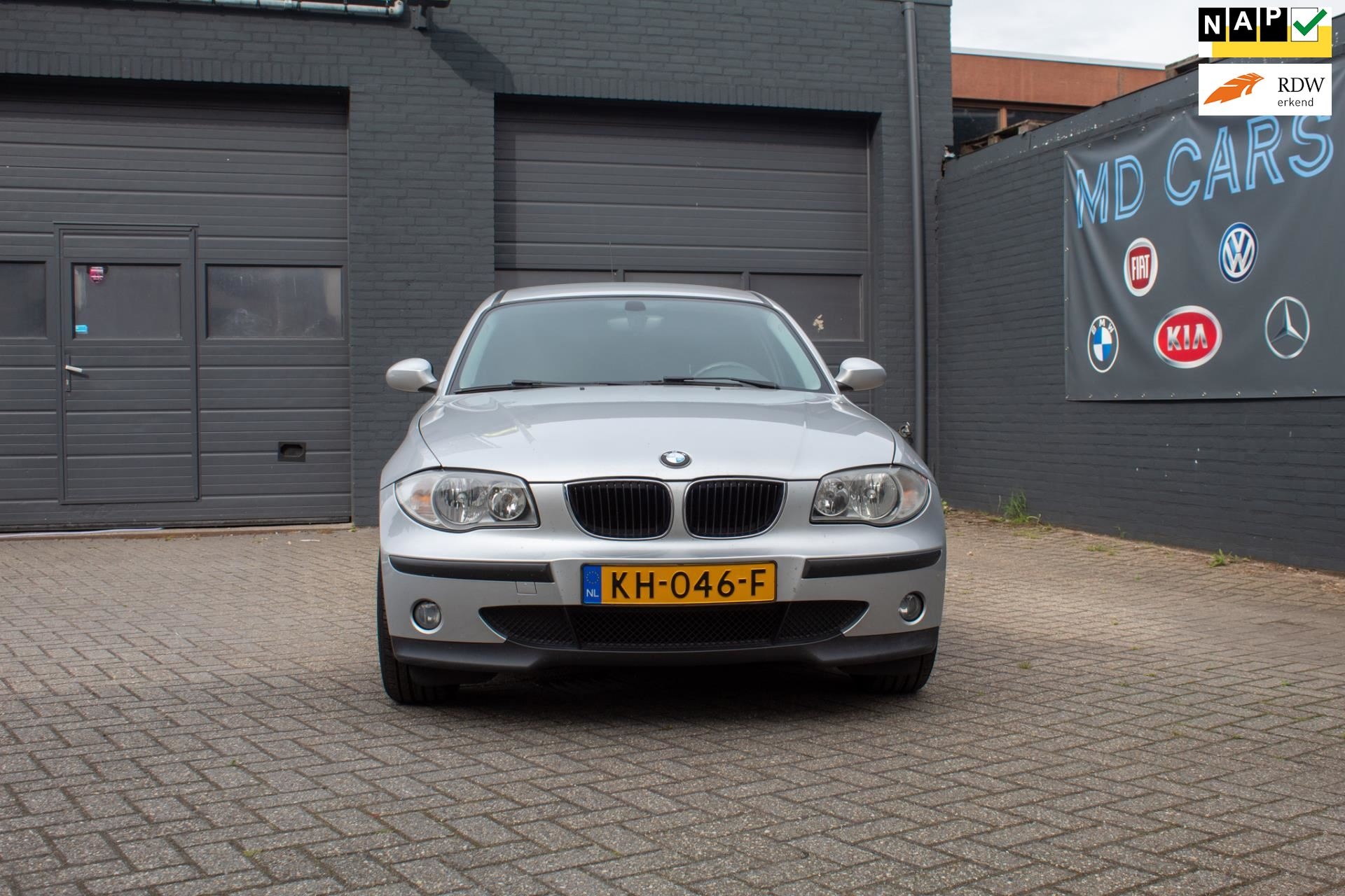 BMW 1-serie occasion - MD Cars BV