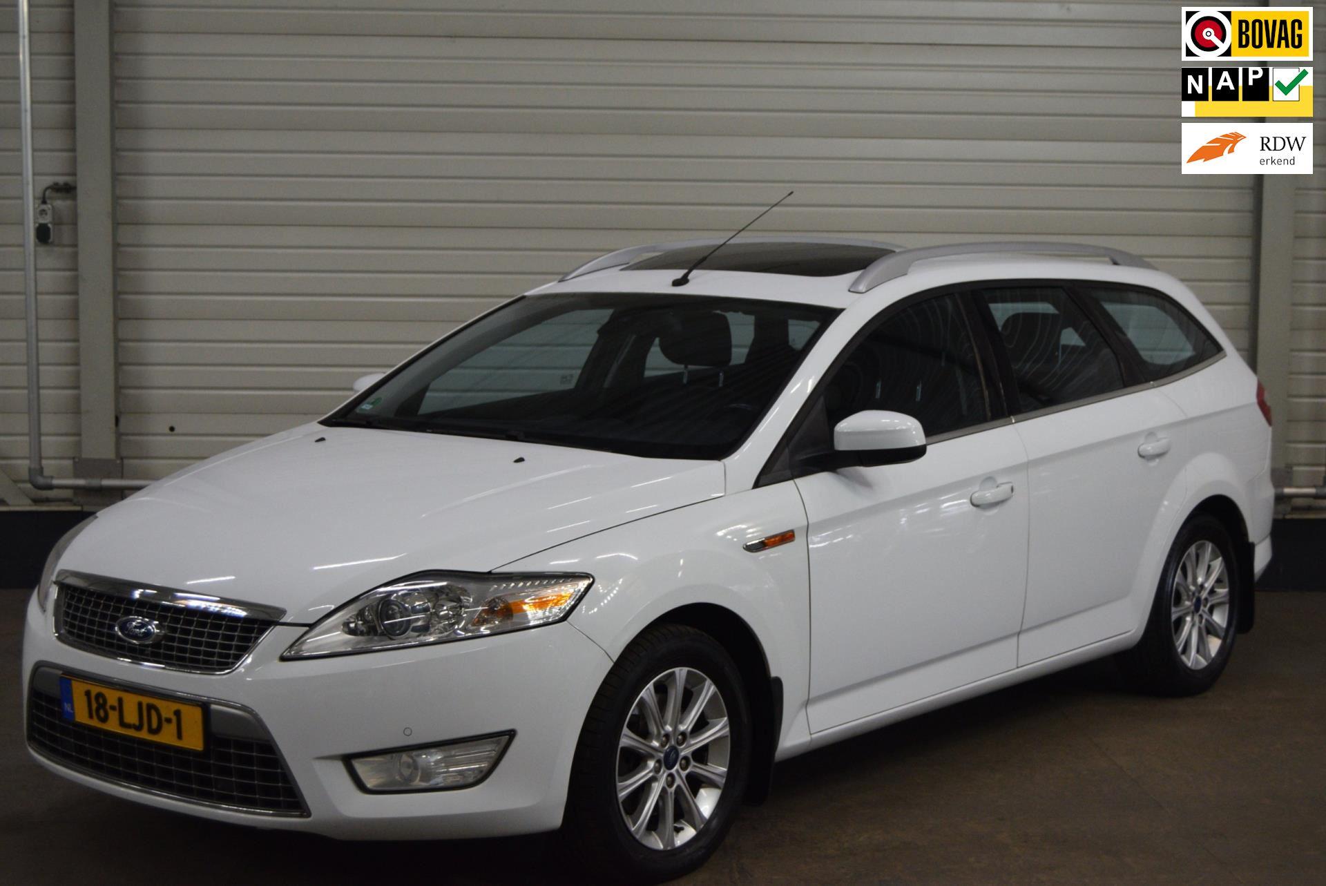 Ford Mondeo Wagon occasion - Autobedrijf van de Werken bv