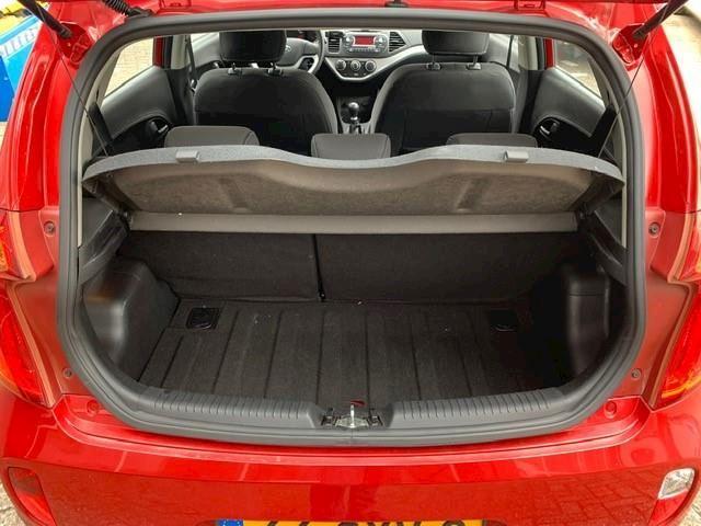 Kia Picanto 1.0 CVVT Comfort Pack