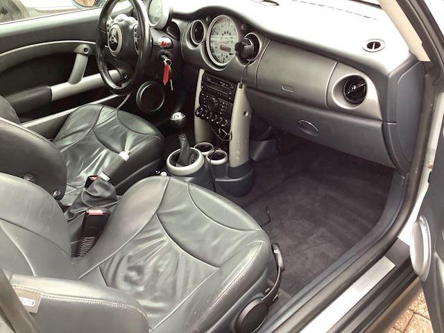 Mini Mini 1.6 Cooper S Chili zeer nette auto vol opties